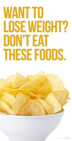 Stay away from these unhealthy foods!