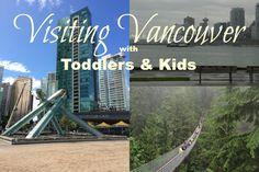 I surprised myself by enjoying Vancouver so much, and I'm delighted to share this guest post about visiting Vancouver with toddlers and kids in tow.