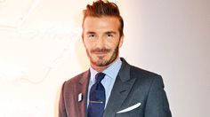Check Out David Beckham's Intense New Leg Tattoo