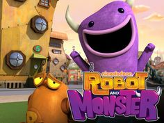 robot and monster - Google Search