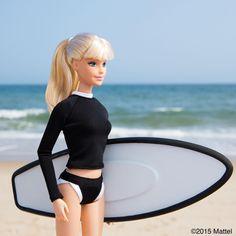 44.4 тыс. отметок «Нравится», 428 комментариев — Barbie® (@barbiestyle) в Instagram: «Surf's up at Ditch!  #montauk #barbie #barbiestyle»