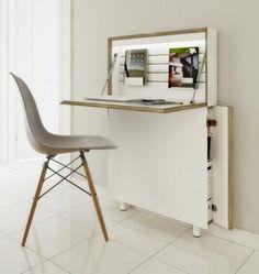 Mini Schreibtisch Klappbar | Die schönsten Ideen für deinen Schreibtisch