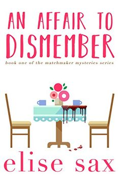 """""""Fans of laugh-out-loud romantic suspense will enjoy this new author as she joins the ranks of Janet Evanovich, Katie MacAllister, and Jennifer Crusie.""""—Booklist, on An Affair to Dismember"""