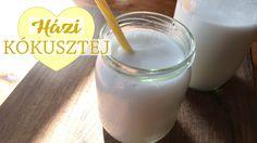 Egyszerű kókusztej - Maradék kókusz felhasználása - Recept!
