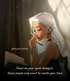 Attitude Quotes For Boys, Positive Attitude Quotes, Cute Quotes For Life, Cute Images With Quotes, Fb Profile, Fantasy Quotes, Disney Princess Quotes, Focus On Your Goals, Bts Dancing