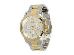 Guess U0123G2 Silver Gold Women's Watch | On Sale http://www.thesterlingsilver.com/product/citizen-womens-ew1670-59d-silhouette-sport-eco-drive-watch/
