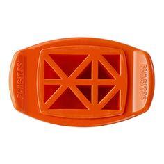 FunBites Orange Triangles ** Follow me on www.MommasBacon.com **