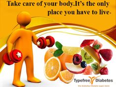 Take care of your #body.It's the only place you have to #live. #fitness #weightloss #diabetes Visit at https://www.diabeticportioncontroldishes.com/