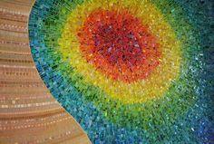 Mosaic art by Sonia King