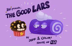 Carta de Titulo/Card Ttitule: The Good Lars