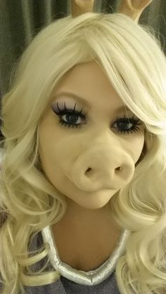 Miss Piggy by Sweet4aSweets                                                                                                                                                                                 More