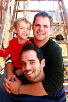 Research shows gay and lesbians are good parents.  Every major children's health & welfare organization, including the American Academy of Pediatrics, Child Welfare League of America, American Psychological Association, American Psychiatric Association, National Association of Social Workers, and the American Academy of Child & Adolescent Psychiatry,  confirms that gay parents make good parents.
