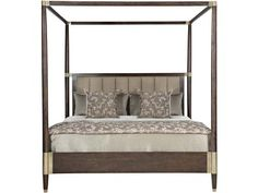 Bernhardt Furniture - 377-H59, 377-FR59 - Clarendon Canopy Bed - Bernhardt Furniture is one of America's oldest family-owned furniture companies.