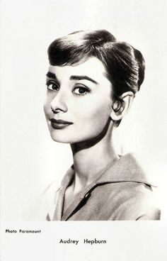 https://flic.kr/p/PU5nzS | Audrey Hepburn | French postcard by Editions P.I., Paris, no. 788. Photo: Paramount.  Elegant, talented and funny Audrey Hepburn (1929-1993) was a Belgian-born, British-Dutch actress and humanitarian. After a start in the European cinema she became one of the most successful Hollywood stars of the 1950s and 1960s.  For more postcards, a bio and clips check out our blog European Film Star Postcards Already over 3 million views! Or follow us at Tumblr or Pinterest.