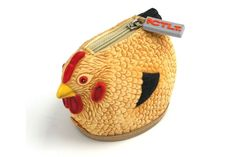Chicken Coin Purse for $9.60! @Laura Jayson Jane Roland - matches your big purse!