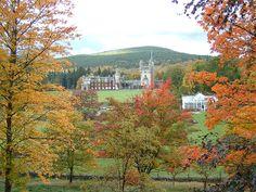 Autumn, Balmoral Castle, Crathie, Nr Ballater, Royal Deeside, Aberdeenshire, Scotland, UK   Flickr: Intercambio de fotos