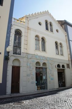 Funchal synagogue, Madeira,  Portugal