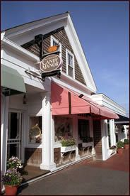 Candy Manor downtown Chatham - love.
