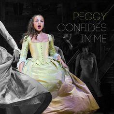 peggy confides in me Hamilton Peggy, Hamilton Lin Manuel Miranda, Alexander Hamilton, Hamilton Broadway, Hamilton Musical, Theatre Geek, Musical Theatre, Theater, Hamilton Costume