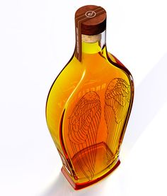 Angels Envy Bourbon Whiskey | #packaging #design