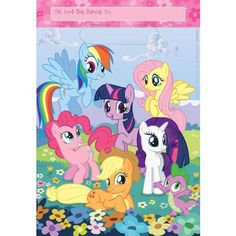 My Little Pony Loot Bags 8ct Oasis Supply http://www.amazon.com/dp/B00B9L8OBQ/ref=cm_sw_r_pi_dp_ro-4tb11Y6FWR