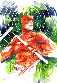 Daredevil by Christian Ward *