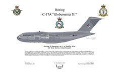 Boeing Globemaster III by Arthur Eggers Cargo Aircraft, Military Aircraft, Fly Drawing, C 17 Globemaster Iii, Royal Air Force, Aviation Art, Cutaway, Airplanes, Fighter Jets