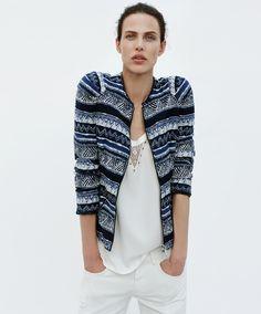 Zara June 2012 Lookbook