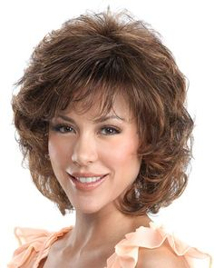 Super Hair Cuts For Round Faces Plus Size Curls Wigs 44 Ideas Hairstyles For Fat Faces, Trendy Hairstyles, Wig Hairstyles, Hairdos, Updos, Curly Hair Tips, Curly Hair Styles, Natural Hair Styles, Short Hair Styles For Round Faces