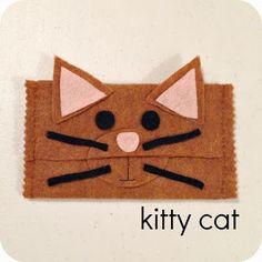 WhiMSy love: DIY: felt tissue pouch