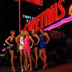 Strip clubs vegas strip