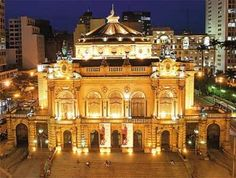 Mexico Teatro Municipal San Luis, Potosi