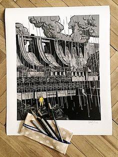 Vodník - Vojtěch Velický #komiksovakytice #ceskygrimm #kjerben #vodník Grimm