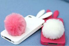 Bunny iPhone case! <3 IT!