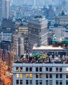 Flatiron District NYC