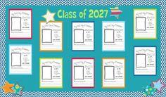 Back To School Bulletin Board Idea