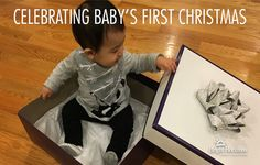 A baby's first Christmas is incredibly special. New Mom Laura shares how she and her family decided how they'd spend their first Christmas with their daughter, Kayla.