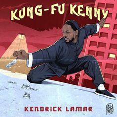 "makaveliebk: ""Kung Fu Kenny """