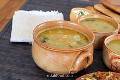 Chicken soup with lentils and vegetables, This is a great soup filled with all sorts of good things.Tender veggies and lentils that just melt into the soup. Lentil Soup, Yum Yum Chicken, Chicken Soup, Moscow Mule Mugs, Lentils, Vegetables, Tableware, Soups, Kitchen