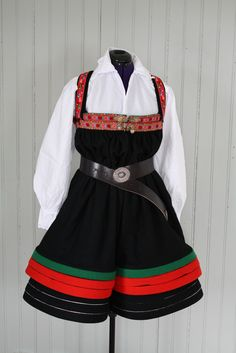 Seterdalsbunad Folk Costume, Costumes, Norwegian Clothing, Going Out Of Business, Costume Institute, Norway, Scandinavian, Theatre, Traditional