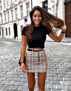 cute outfits for school . cute outfits for winter . cute outfits with leggings . cute outfits for school for highschool . cute outfits for women . cute outfits for school winter Unique Outfits, Cute Casual Outfits, Cute Summer Outfits Tumblr, Chic Outfits, Pretty Outfits, Casual Shoes, Trendy Winter Outfits, Cute Going Out Outfits, Hot Fall Outfits
