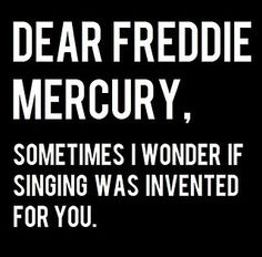 oH! mercury, u are the man. the best fkn man who ever lived.. along with cliff, morrisson $ cash