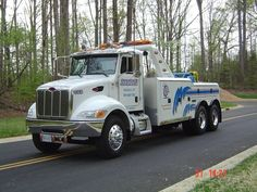 Tow Truck, Big Trucks, Towing And Recovery, Peterbilt Trucks, Heavy Truck, Commercial Vehicle, Jamie Davis, Vehicles, American