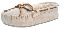 Minnetonka Women's Cally Slipper (9 B(M) US, Stone) Minne... https://www.amazon.com/dp/B01IAL05V4/ref=cm_sw_r_pi_dp_x_mh--xb6GCEPVT