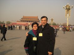 We had visited China on a China Focus tour that got us started on our world travels :-)