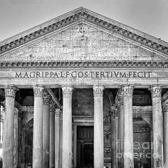 pantheon,, rome, italy, blackandwhite,mono,monochrome,historic streets, church,arquitecture, architectural, building, buildings, italy,italia,, cities, city, monuments, urban, europe, culture, tourism, cityscape, historical, historic, ,details,