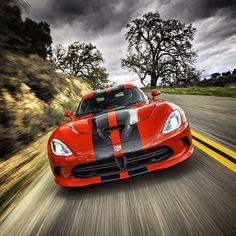 Mean SRT Viper GTS via carhoots.com
