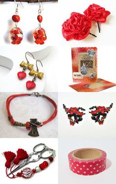 Our zerglings were featured in this cute treasury! yay!--Pinned with TreasuryPin.com