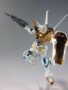 [MS Gundam 35th Anniversary RISE! Color]: Gunpla Set G-Self and Build Burning Gundam: Full PHOTO REVIEW! http://www.gunjap.net/site/?p=250063