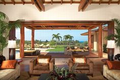 Inspiration Hawaiian Interior Ideas